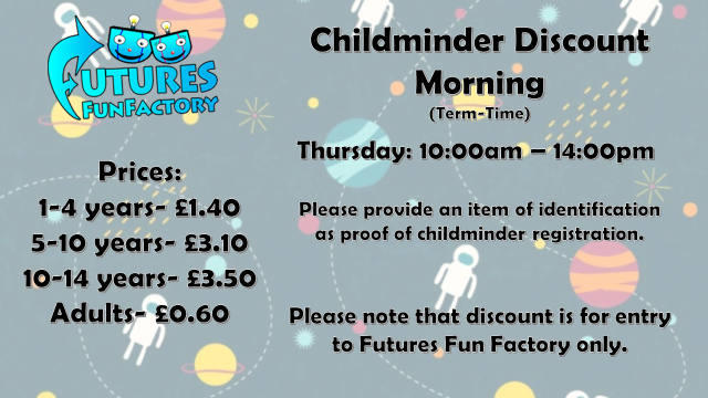Childminder Discount